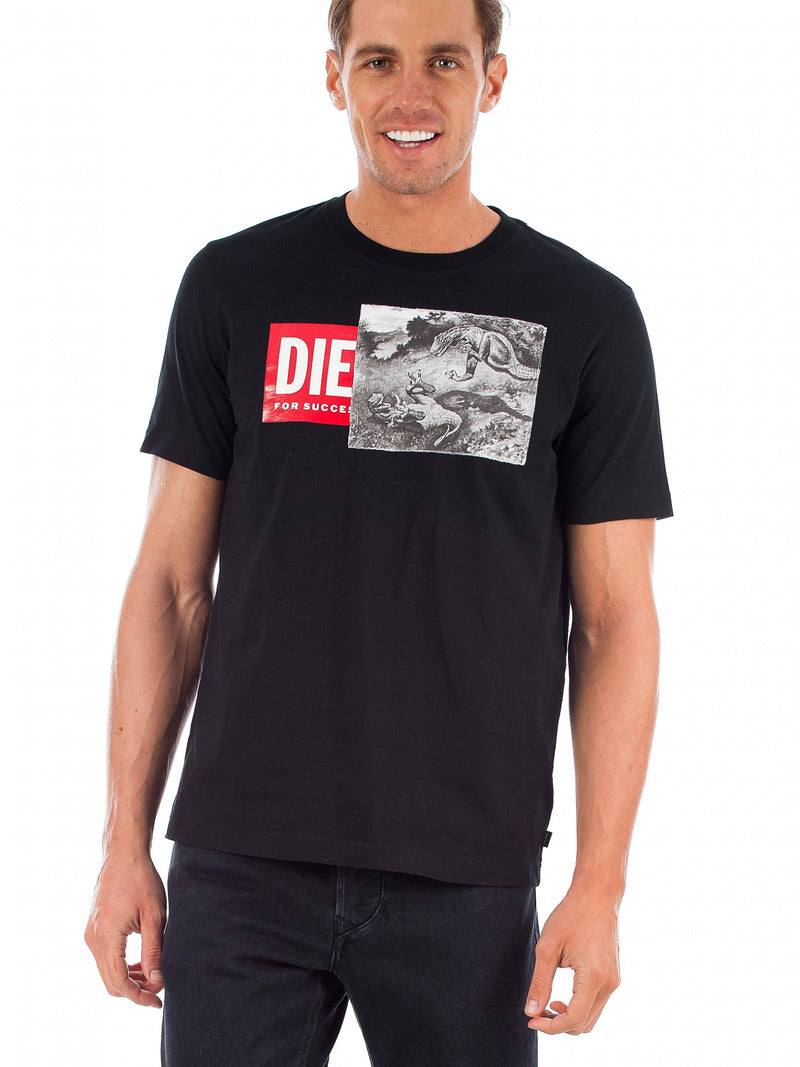DIESEL T-JUST-XH t-shirt