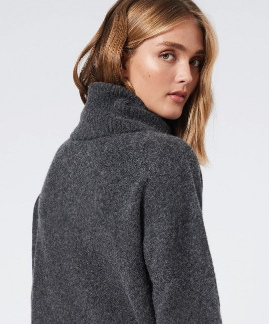 Morrison Charcoal Isabeau Pullover