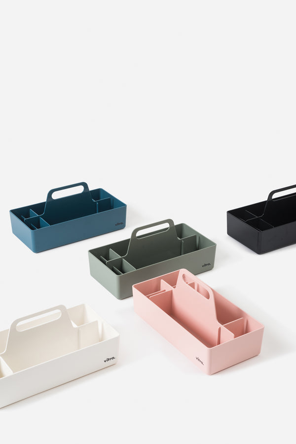 Vitra Pale Rose Tool Box