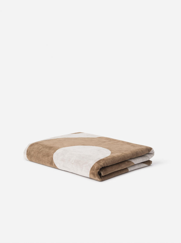 Città Okau Organic Cotton Beach Towel