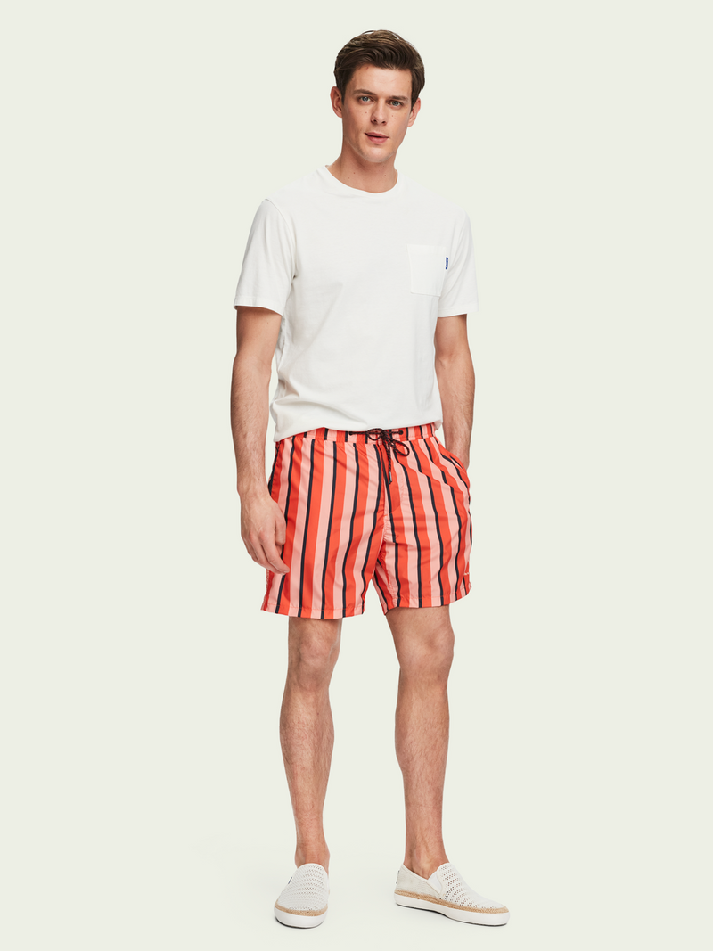 Scotch & Soda Combo A Peached Swim Shorts