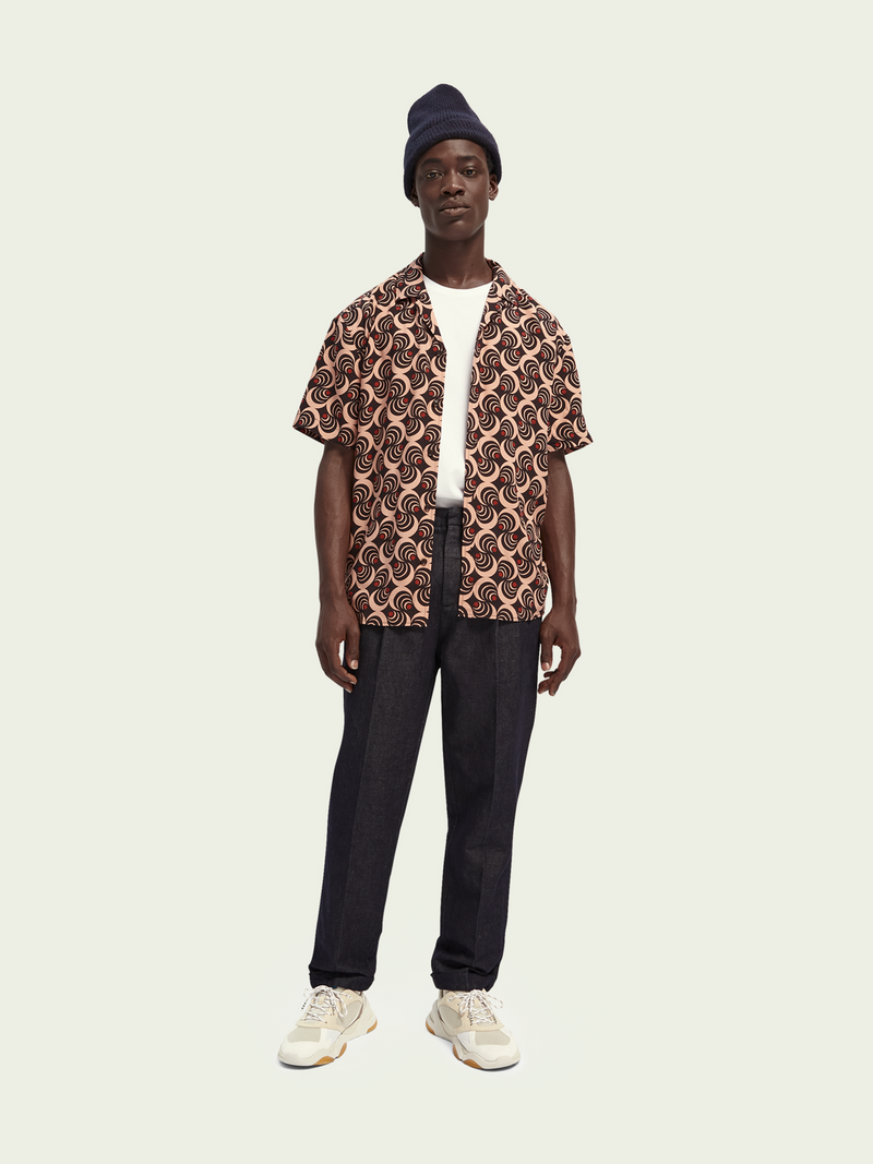 Scotch & Soda Combo E Island Shirt