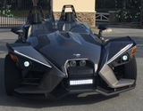 Polaris Slingshot blackout plates