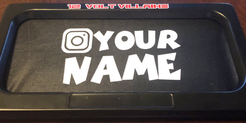 Instagram-Your-Name drop screen blackout