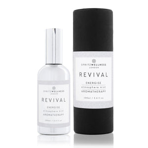 Revival Atmosphere Mist 100ml, Spritz Wellness Energise Room and face spray