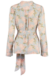 Liberty of London Silk Jacket, Natural x Lab, Reve en Vert, Matches Fashion, Browns Fashion, Mamie