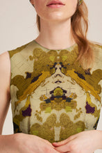 Load image into Gallery viewer, Women wears Vera Map of the World Dress by Alexandra Long avalible at Natural x Lab
