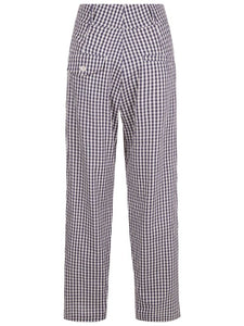 Ford Trouser in Mini Check back