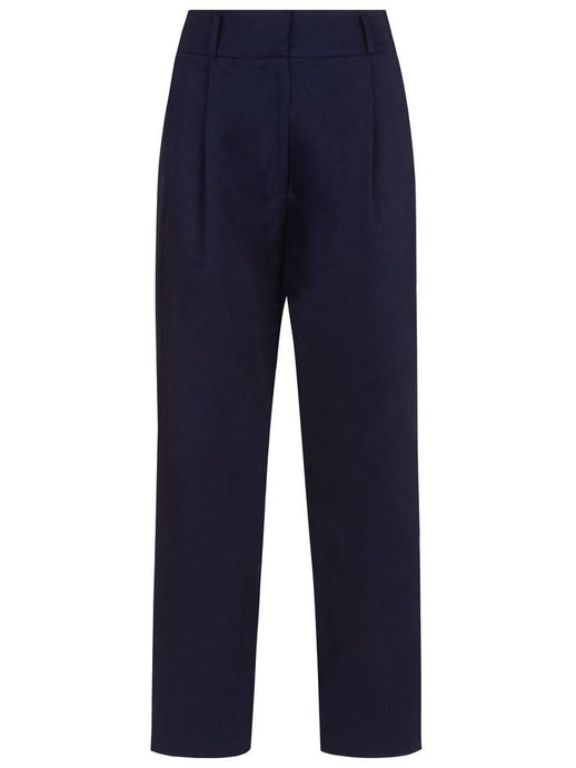 The Ford Trouser in Indigo Blue