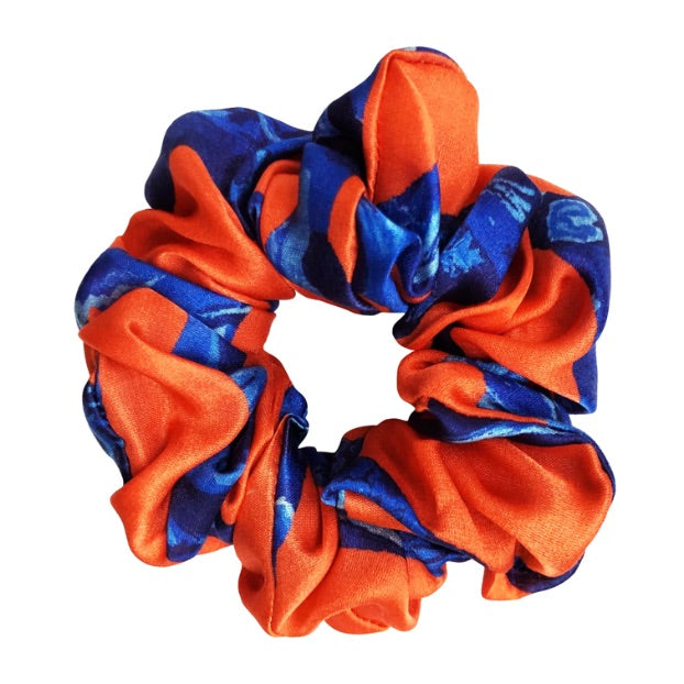 Sustainable Fabric Gung Ho London Hair Tie Scrunchie