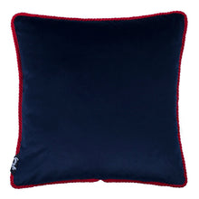 Load image into Gallery viewer, Velvet Lobster Cushion