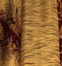 Load image into Gallery viewer, 100% Vintage Silk Kimono Yellow