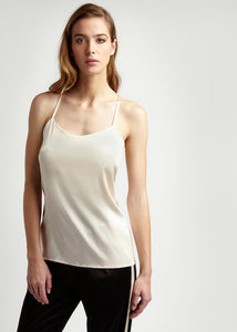 Cream Silk Cami Natural x Lab, Reve en Vert, Liberty of London, Maimie, Matches Fashion