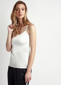 White Silk Cami Natural x Lab, Reve en Vert, Liberty of London, Matches Fashion