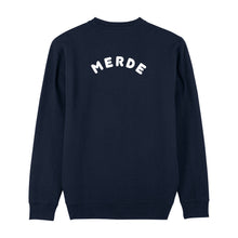 Load image into Gallery viewer, Organic Cotton Merde Jumper by French Kiss at Natural x Lab, Sustainble Luxury