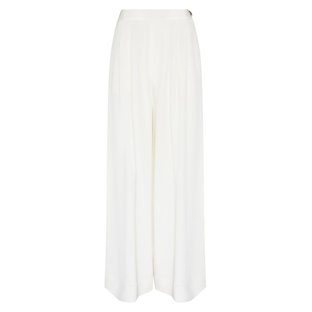 Pandora Trouser in Off White