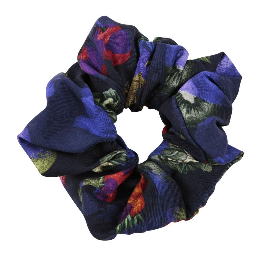 Pesticide Hair Scrunchie Hair tie by Gung Ho London at Natural x Lab