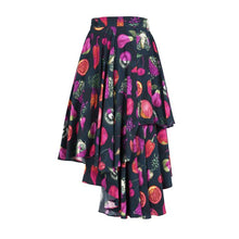 Load image into Gallery viewer, Wrap Skirt in Pesticide print by Gung Ho