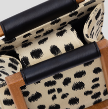 Load image into Gallery viewer, amaryllis Leopard Bag by Mashu on NaturalxLab