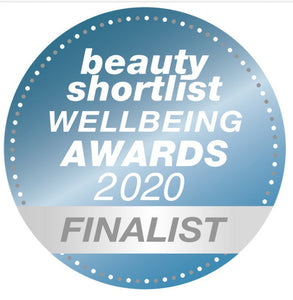 Beauty shortlist wellbeing awards 2020 finalist