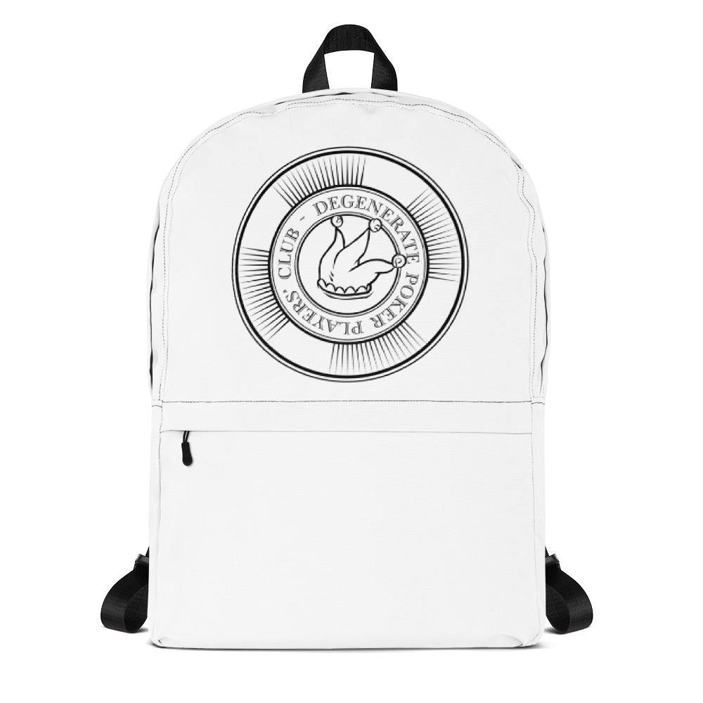 DPPC Poker Chip Backpack