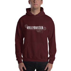 BullyBuster Classic Poker Hoodie
