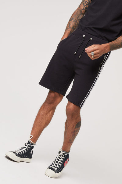 Create Your Own Identity Twin Short -Black