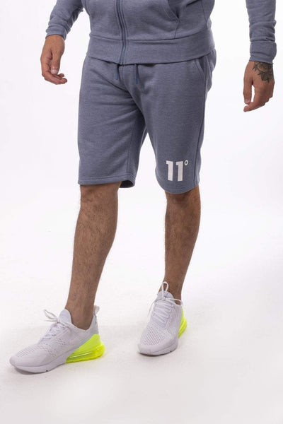 Core Sweat Shorts - Sleet Marl