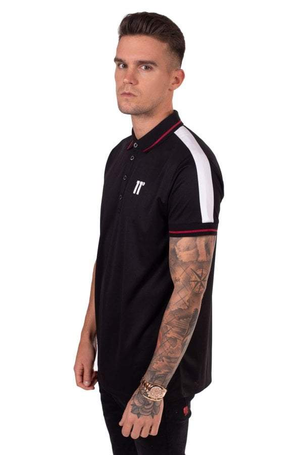 Eagle Polo Shirt - Black