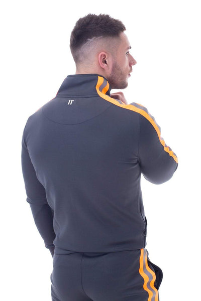 Matrix Poly Track Top - Asphalt
