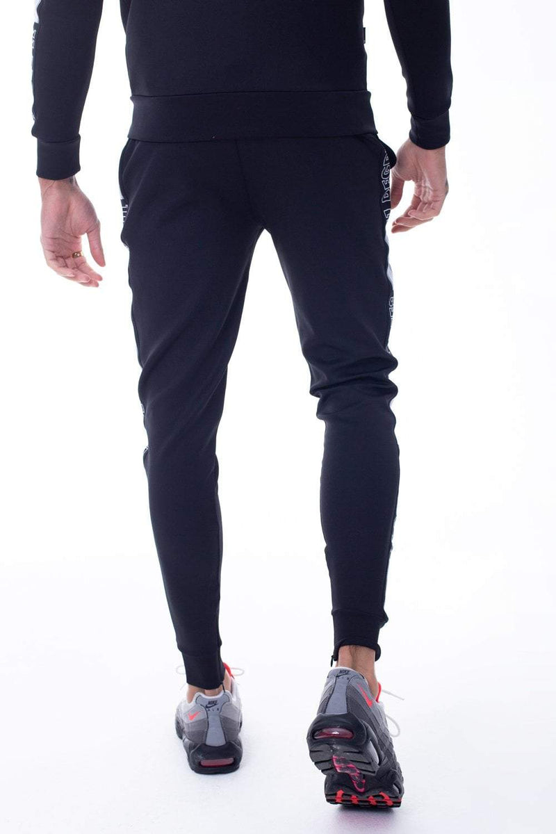 Optum Poly Joggers - Black