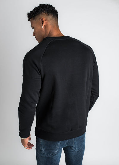 GK Core Plus Sweatshirt  - Black