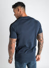 GK Foster T-Shirt - Navy/Black