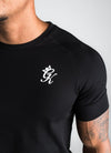 GK Core Plus T Shirt - Black - ZANMODA