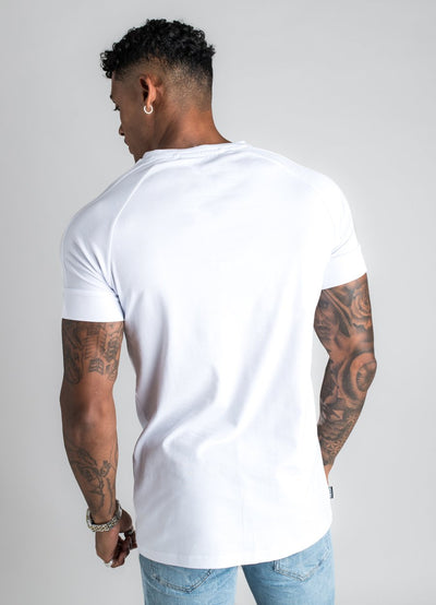 GK Core Plus T-Shirt - White