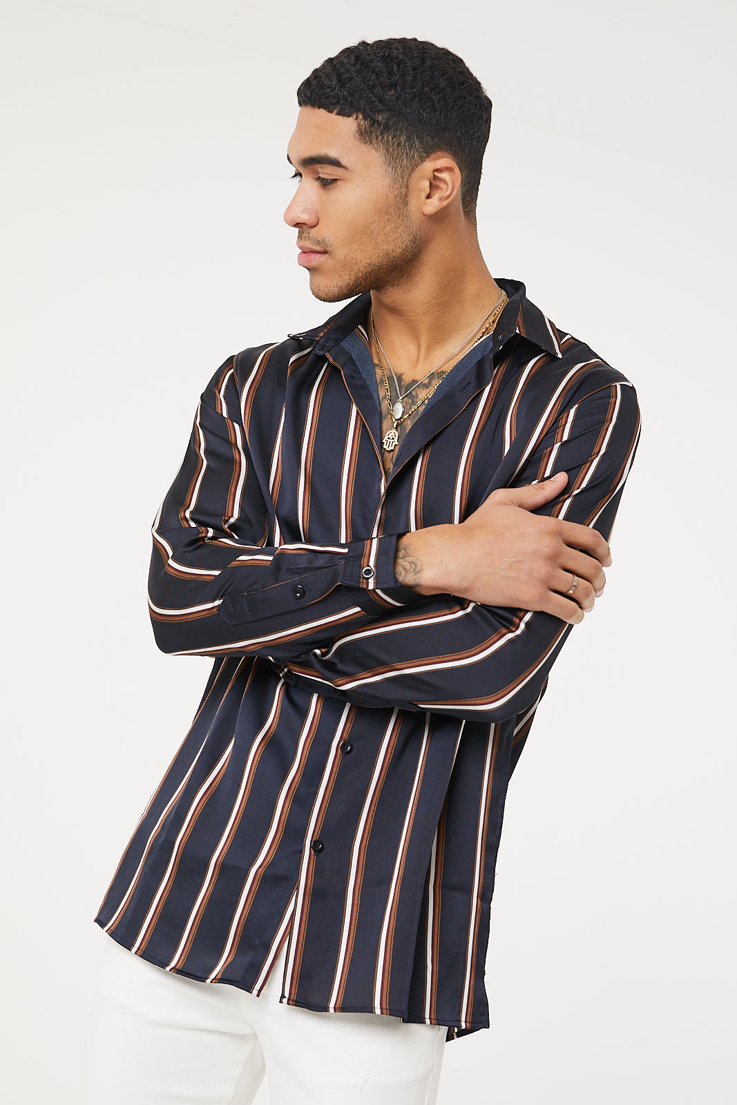 Stripe Ls Shirt