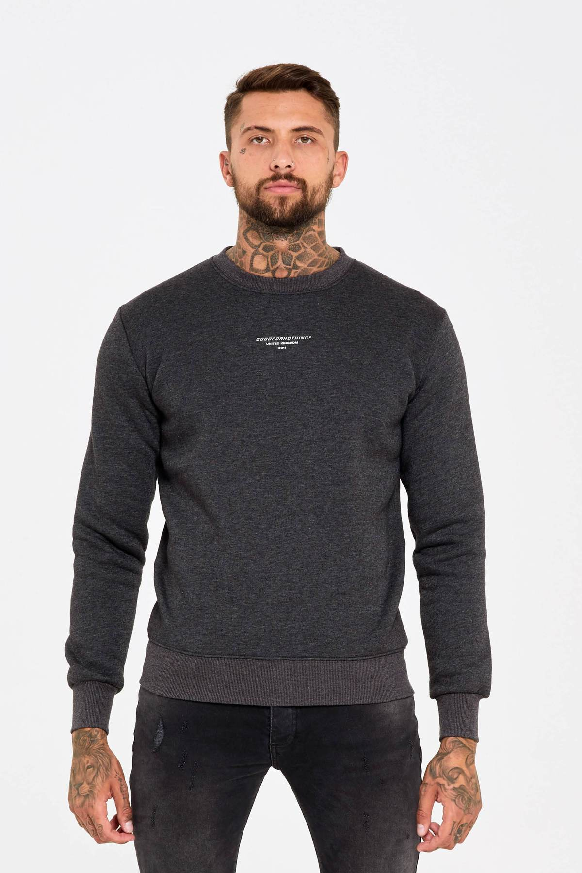 Archive Charcoal Sweatshirt