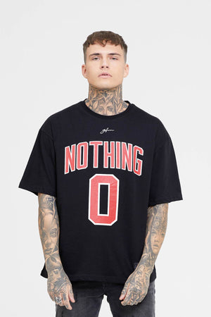 Oversized Nothing Red Jersey
