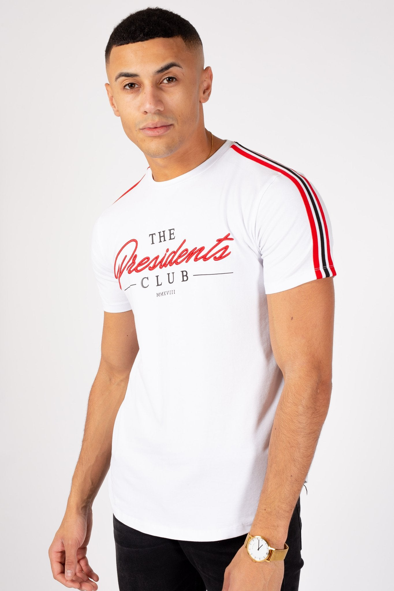 Signature T-Shirt in White