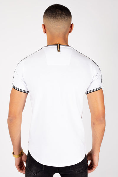 Decade T-Shirt in White