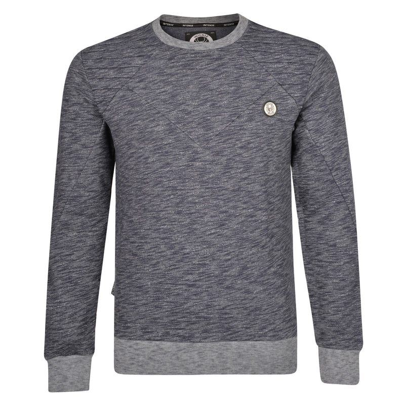 Mellow Sweater Navy Marl