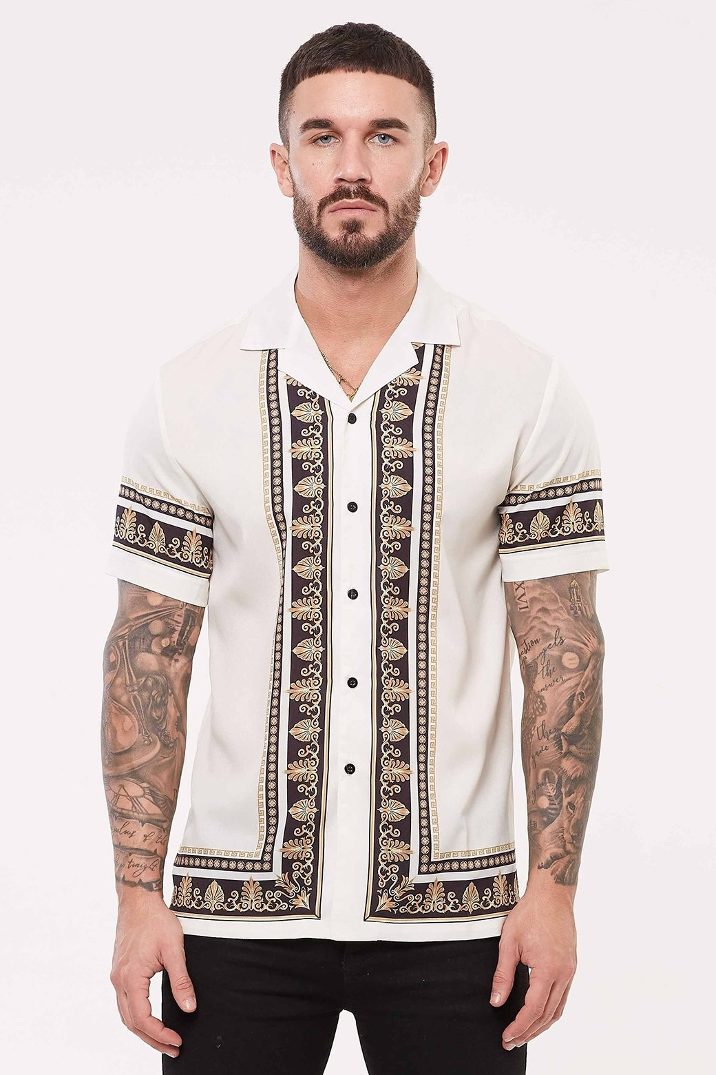 Baroque Resort Shirt