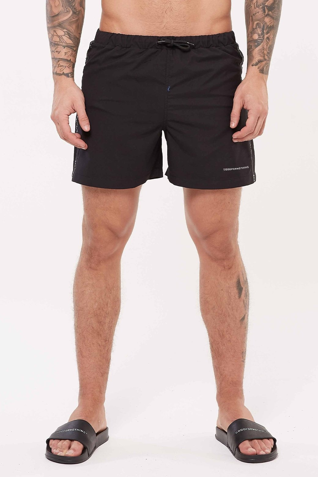 Future Black Swim Shorts - ZANMODA