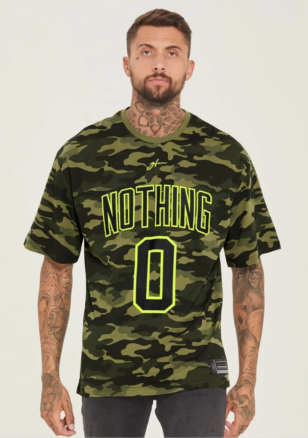 Camo Nothing Jersey