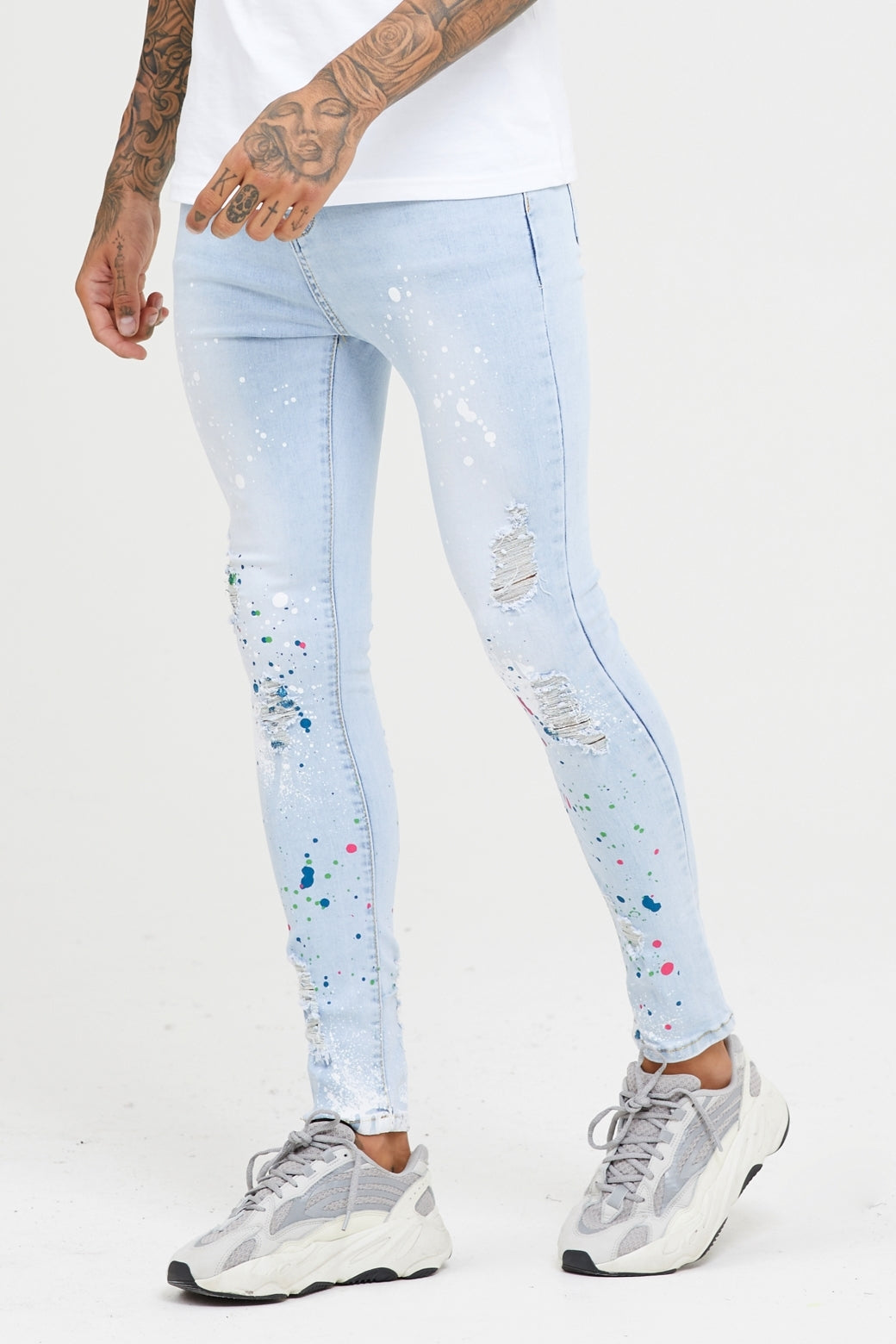 Diffusion Light Blue Denim - ZANMODA