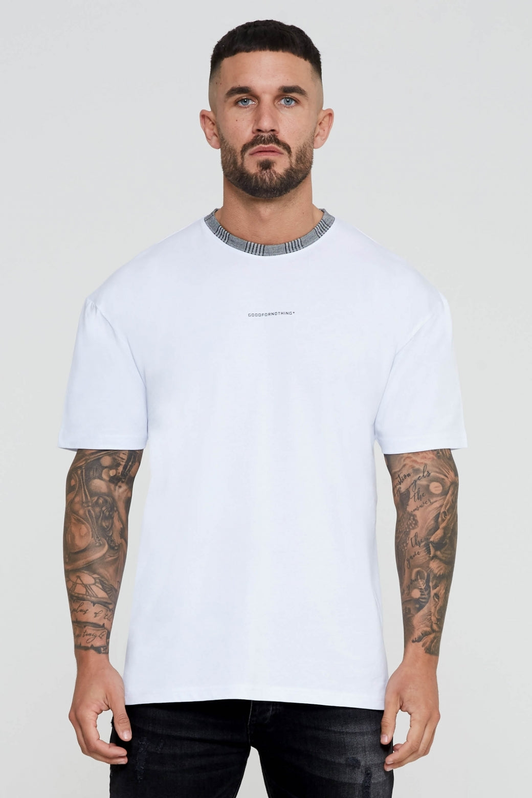 Vince Oversized White T-shirt