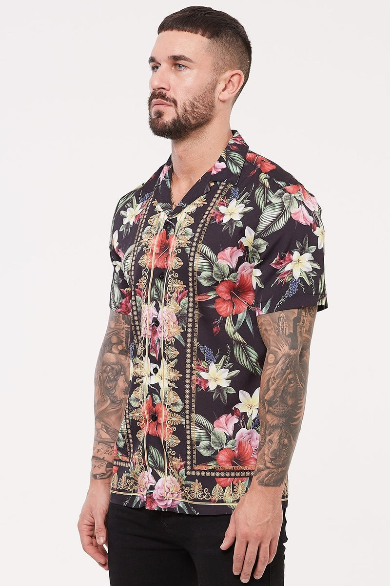 Opulent Resort Shirt