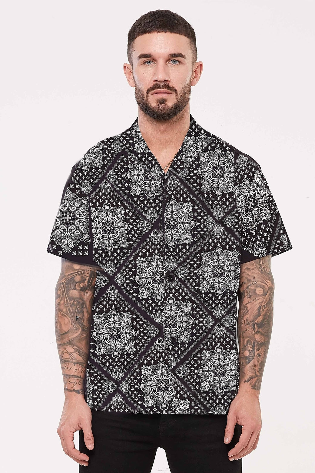 Paisley Resort Shirt