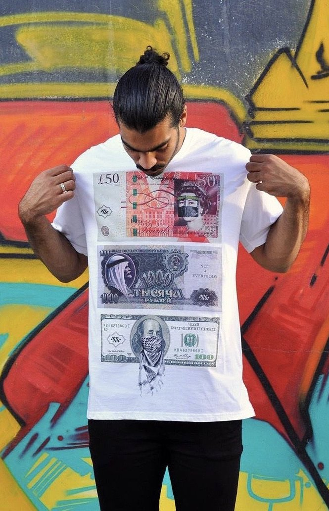 Money Tee - ZANMODA