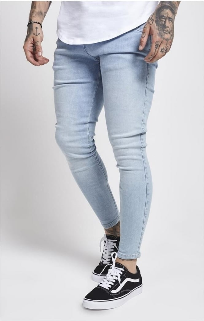 Skinny Denim – Light Blue